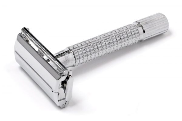 Using a metal safety razor is a one time investment and last a long time.