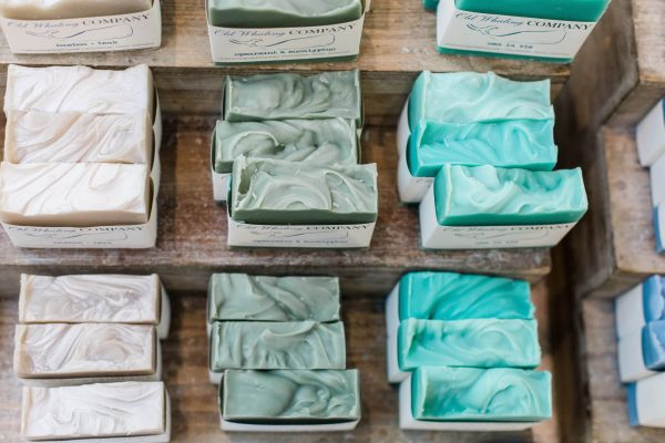 Switch to solid toiletries to reduce your plastic waste.