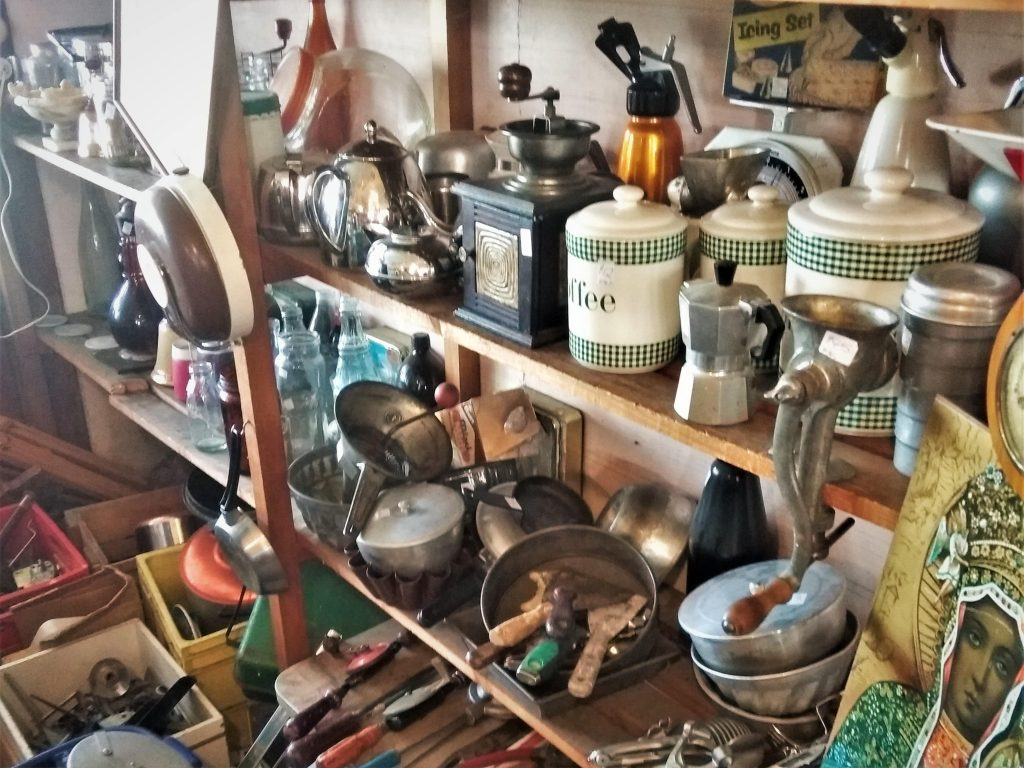 there are plenty of sustainable second hand products available