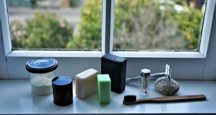 Switch to sustainable bathroom products to reduce waste in your bathroom.