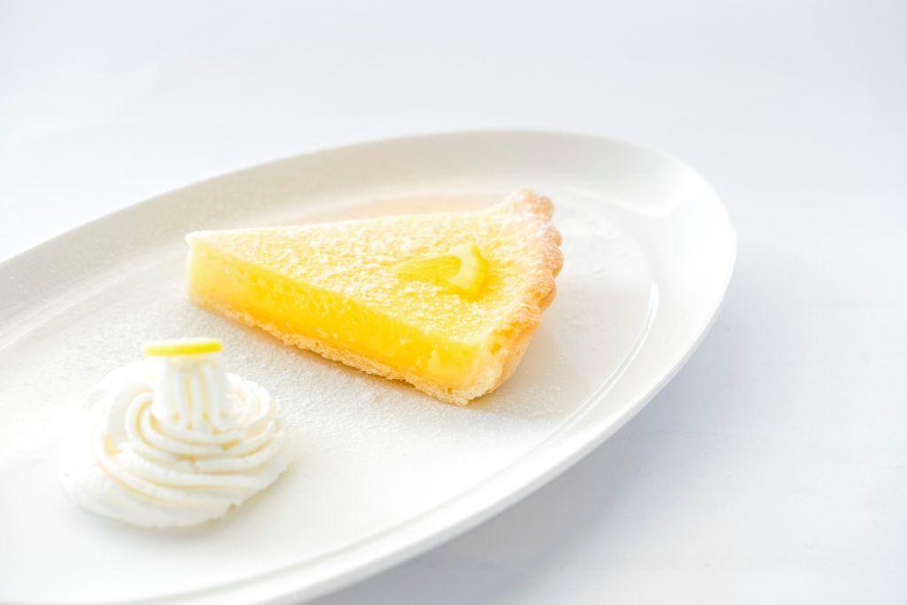 Quick and easy lemon curd recipe