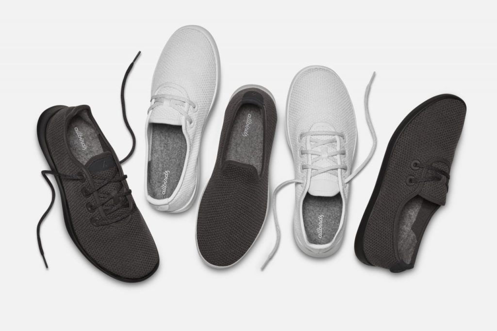 allbirds are my favourite ethical shoe brand!