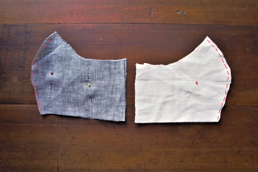 Sew your own face mask