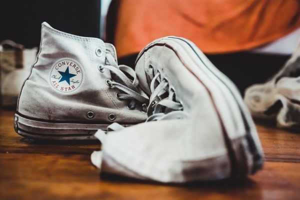 Buying second hand shoes is definitely the most sustainable alternative