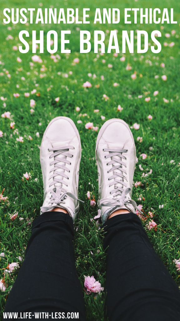 Looking for some great ethical shoe brands to support? Check out these sustainable footwear brands that are comfortable, durable, sustainable and ethically made. #shoes #ethical #ethicalbrands #shoebrands #products #greenproducts #greenbrands #sustainableshoes